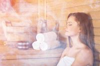 Spa Steam Room by Atlantis Day Spa